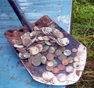 421 монета