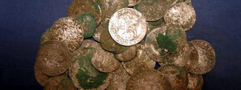 Кошелек монет времен ВКЛ