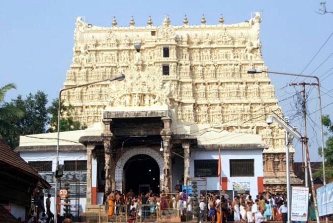 Пожертвования на $22 млрд в индийском храме, 2011 год
