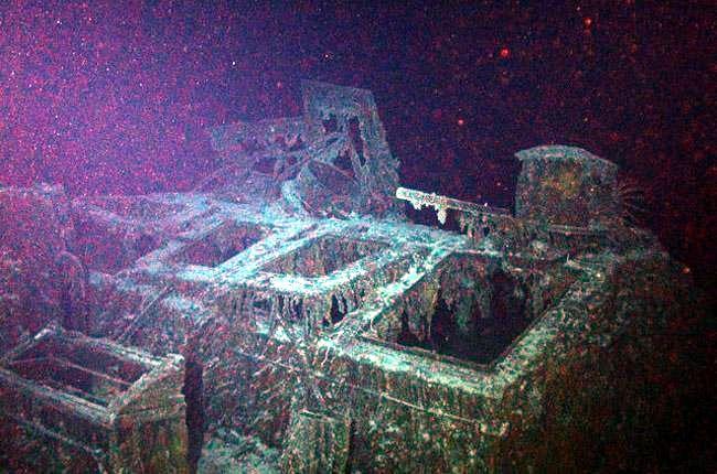 17 т серебра на глубине 2,5 км, 2011 год
