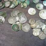 Клад монет ВКЛ