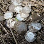 Большая подборка фотографий кладов монет времен РСФСР