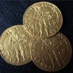 Клад золотых дукатов