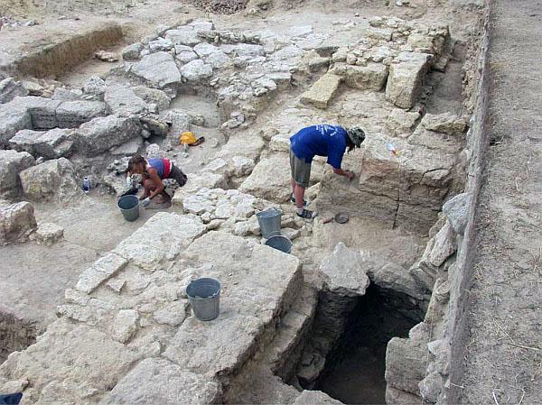 Найден клад времен Боспорского царства