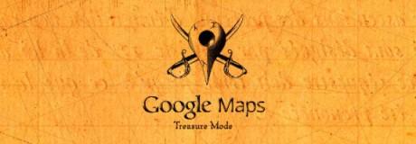 Ищем клады на Google Maps