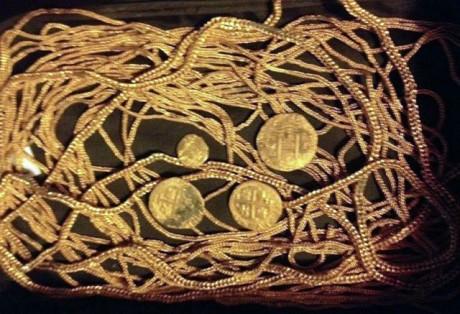 У берегов Флориды нашли часть золота с испанских галлеонов, оценивают в 300 тыс. долларов