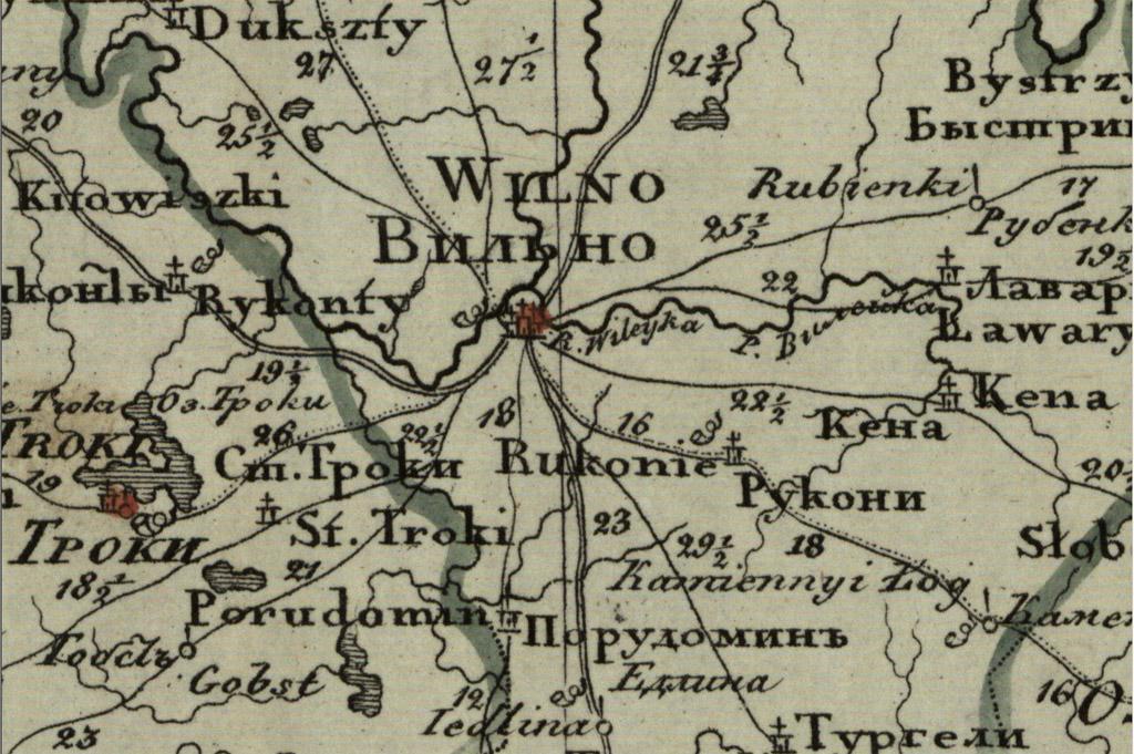 карты межевания гродненской области