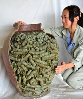 Древний клад из Японии