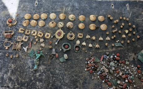 Клад украшений из Афганистана