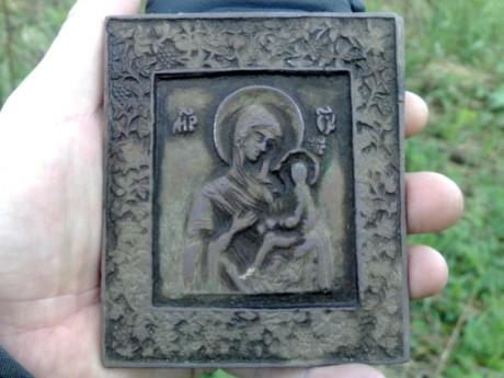 иконка Тихвинской Богоматерииконка Тихвинской Богоматери