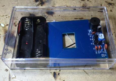 Металлоискатель за US $5.52 (Metal Detector Kit)