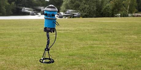 Беспилотник Mine Kafon Drone (MKD)
