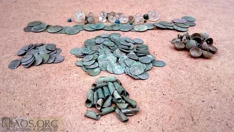 Комплекс монетно-вещевой