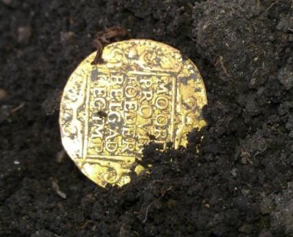 золотой дукат 16 века