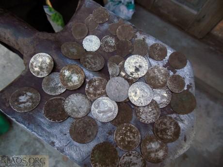 Кто ищет, тот найдет или кошель серебряных монет