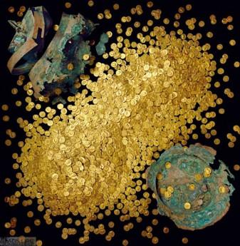 Клад золотых монет из Таира (The Trier Gold Hoard)