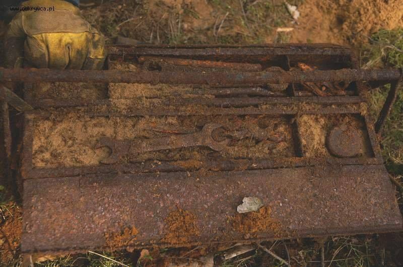 Подборка вещевых кладов из ПольшиПодборка вещевых кладов из Польши