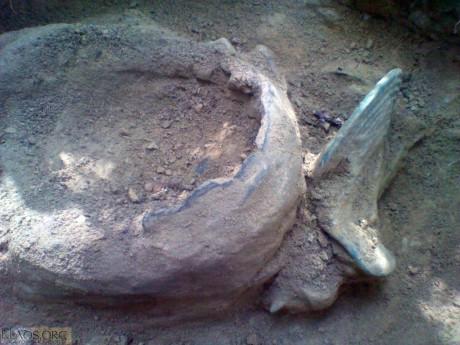 Клад - комплекс украшений и оружия (Гальштат, кельты)