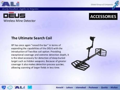 По поводу глубинной насадки для XP Deus