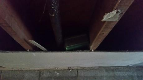 Хорошая заначка в подвале дома