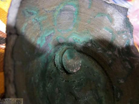 Хороший клад серебра по XVII веку
