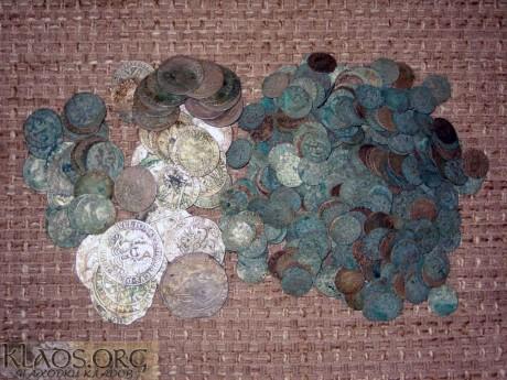Два кг. приятных монет