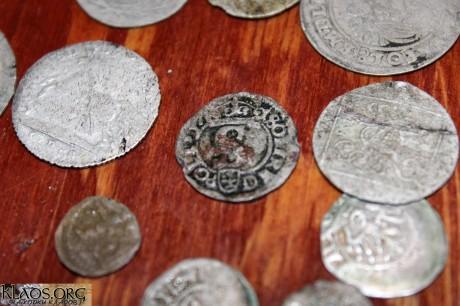 Интересный клад по XV веку