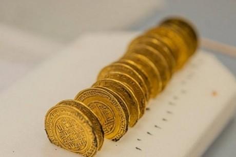 В Франции обнаружили старинный клад