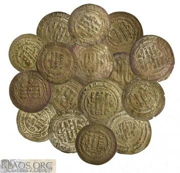 Клад из 163 исламских монет