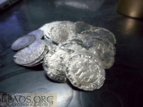 Кошель серебра - Пражские гроши
