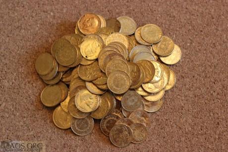 Клад золотых монет из Румынии