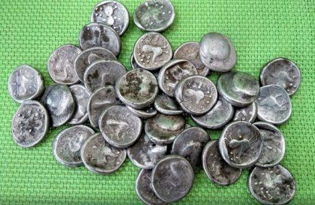 ВСловакии найдены самые ценные монеты древних кельтов